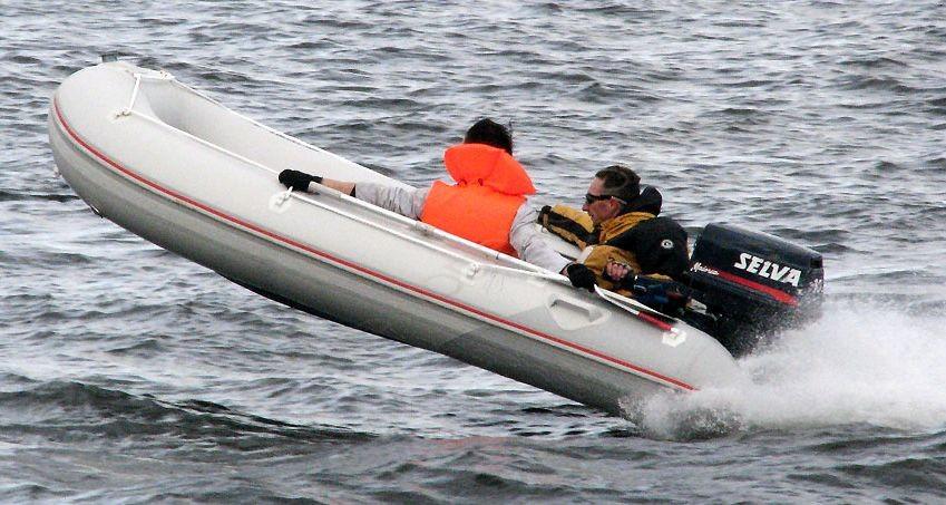 лодки пвх баджер технические характеристики