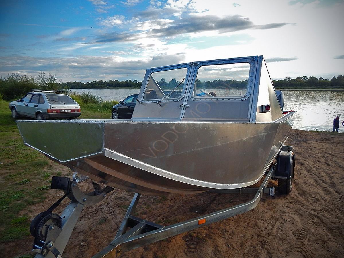 алюминиевые лодки вятка официальный сайт